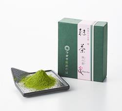 【つぼ市製茶本舗】 抹茶 堺の碧(あお) 40g