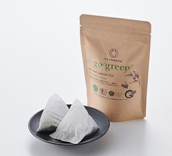 【つぼ市製茶本舗】 go green (煎茶) ティーバッグ 2.5g×10p