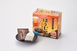 【つぼ市製茶本舗】 お徳用ほうじ茶ティーバッグ (ほうじ茶) 100g(2g×50p)×12箱