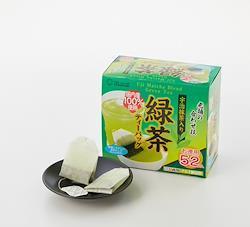 【つぼ市製茶本舗】 宇治抹茶入り緑茶ティーバッグ 2g×52p