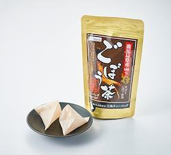 【つぼ市製茶本舗】 ごぼう茶ティーバッグ 1.5g×12p