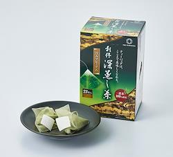 【つぼ市製茶本舗】 利休深蒸し茶ティーバッグ (煎茶) 1.8g×22p