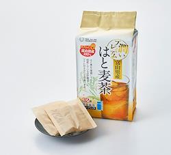 【つぼ市製茶本舗】 富山県産はと麦茶 ティーバッグ (ハト麦茶) 4g×32p