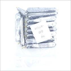 【新品】 ホゴシンカー 25号 1kg 詰 鉛 石鯛 底物 オモリ