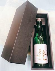 【オール大阪プロジェクトの日本酒】[飲み口すっきり食事のお供に。肉料理にも合う骨太の味わい]限定生産 純米吟醸酒「發」(720ml×1本)2個口
