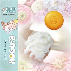 洗顔石鹸 HOGU泡 60g