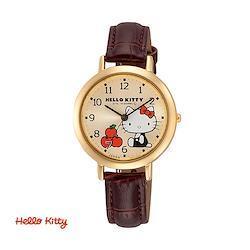 シチズン Q&Q ハローキティ HELLO KITTY カジュアルウォッチ 腕時計 レディース 0031N103
