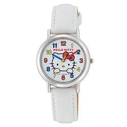シチズン Q&Q HELLO KITTY WATCH ハローキティ カジュアルウォッチ 腕時計 HK15-001 お取り寄せ